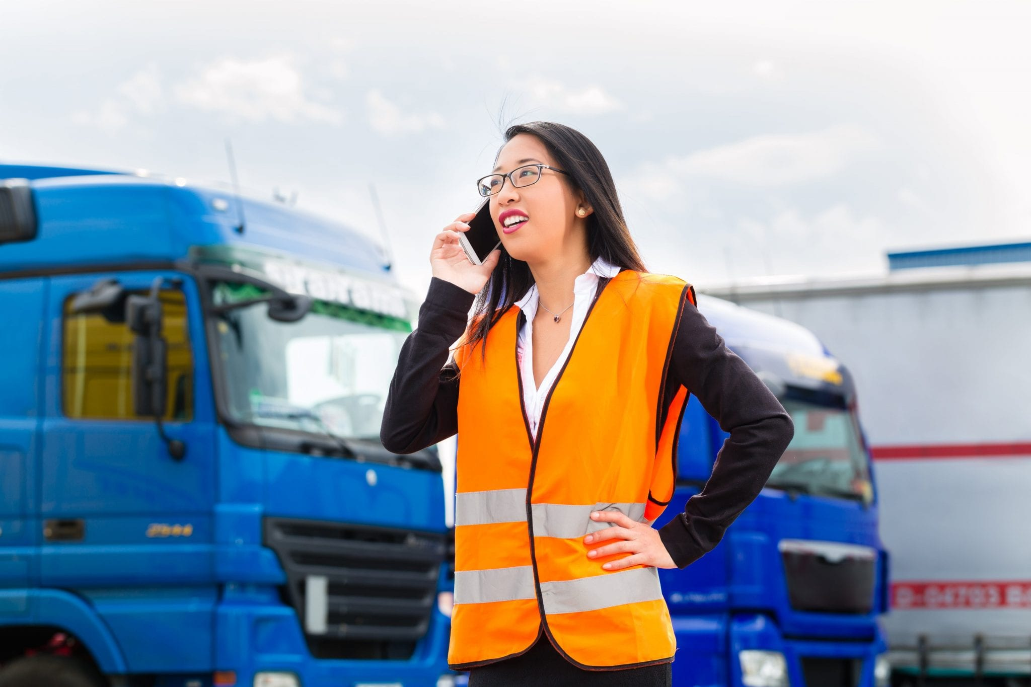 You Don't Have to Be Male to Drive a Lorry: 5 Reasons Anyone Can Start A Career Driving an LGV