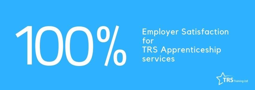 TRS Apprenticeships improve workforce morale and motivation
