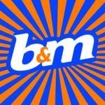b&m logo new