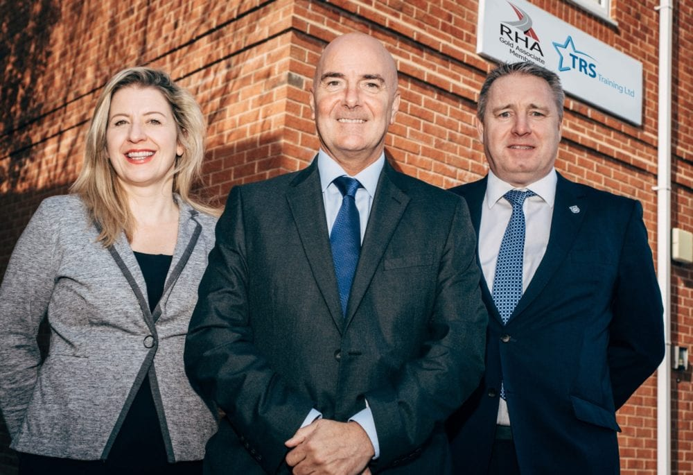 RHA set up Merseyside base with TRS to increase industry awareness of apprenticeships in logistics