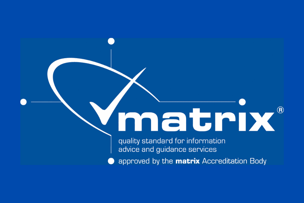 Matrix accreditation shines light on TRS team