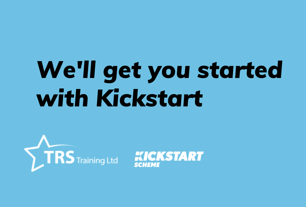 Five reasons to choose TRS Training as your Kickstart Gateway partner