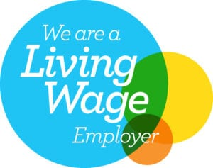 TRS Training celebrates commitment to real living wage