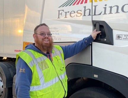 Read more about the article TRS apprenticeship inspires George to become a mentor